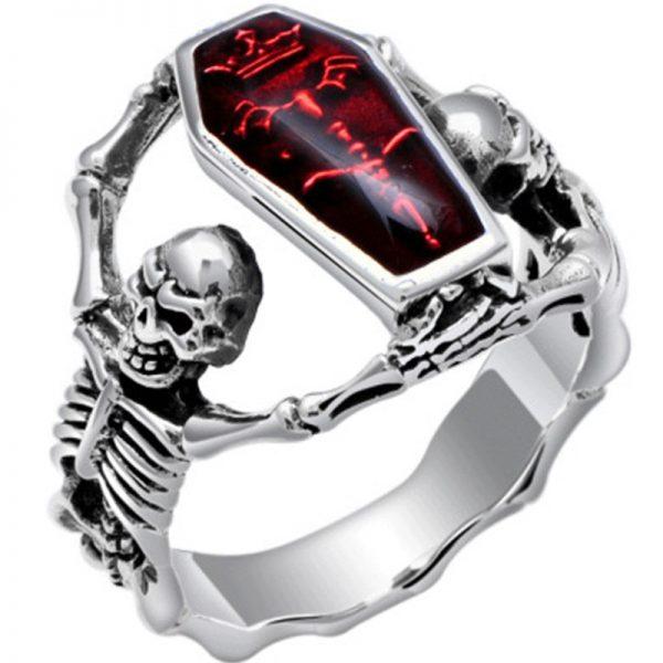 Anneau Squelette