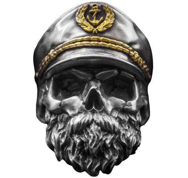 Bague Capitaine Marin