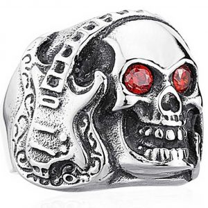 Bague Rock And Roll