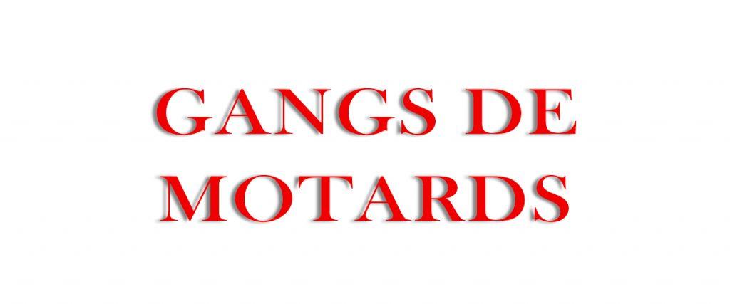 Gangs de Motard