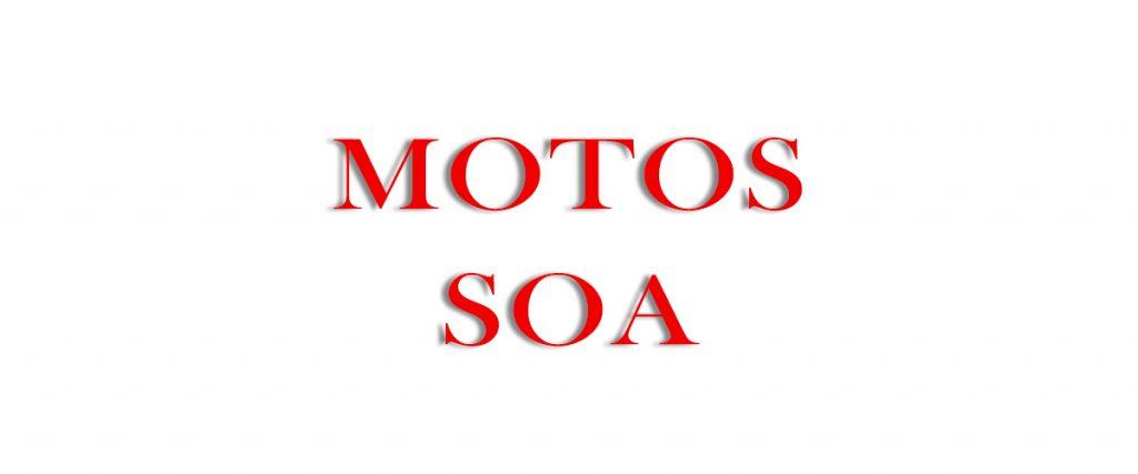 Motos a la Son of Anarchy